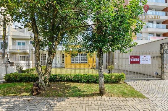 Casa Comercial 380 Mts 9 Salas , Edicula No Cabral - Ca0085