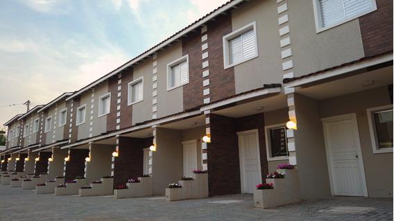 Casas De 2 Dorms, Vaga E Lazer Na Cangaíba Pronta Para Morar