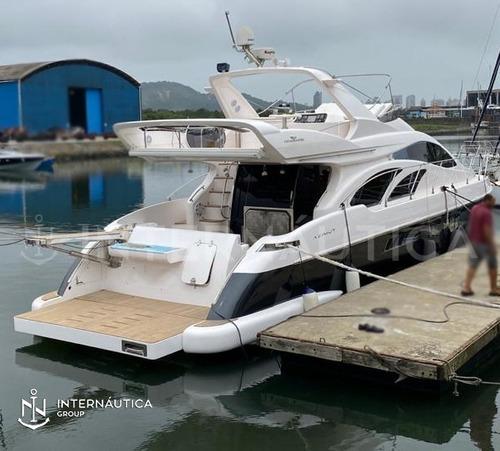 580 Full 2002 Intermarine Azimut Ferretti Phantom Cimitarra