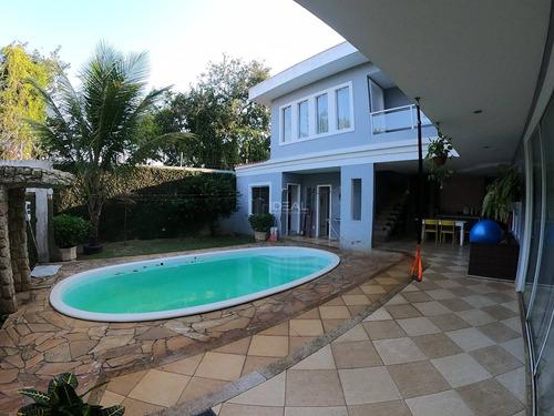 Imagem 1 de 15 de Casa Duplex À Venda Em Condomínio Fechado Bougainville - 8756