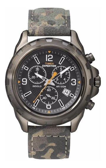 Relogio Timex Masculino Expedition T49937ww/tn Camuflado