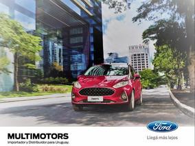 Nuevo Ford Fiesta S Plus