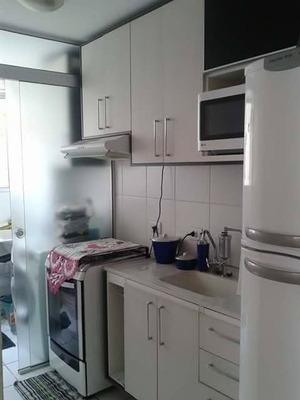Apartamento A Venda Em Suzano, 2 Dorm, Cozinha Planejada