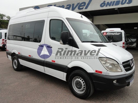 Van Sprinter M.benz 415 Curta 16 L. Teto Alto Fretamento