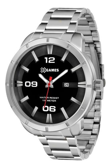Relógio X-games Masculino Xmss1032 P2sx