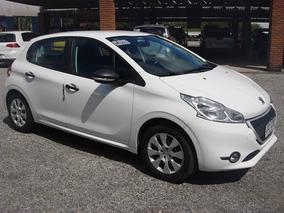 Vendo Peugeot 208 Año 2014 Motor 1.0 En Impecable Estado