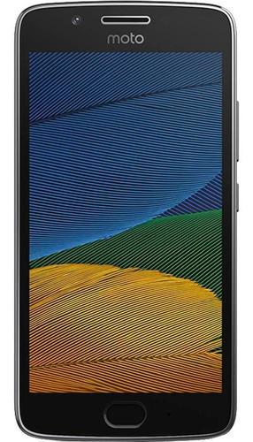 Imagem 1 de 4 de Motorola Moto G5 Usado Seminovo Platinum Bom