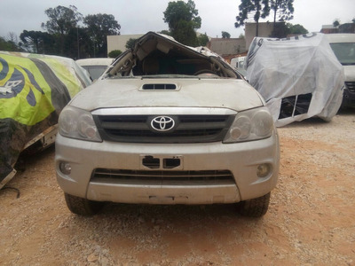 Sucata Toyota Hilux Sw4 Srv 2006/2006 3.0 4x4 Retirada Peça