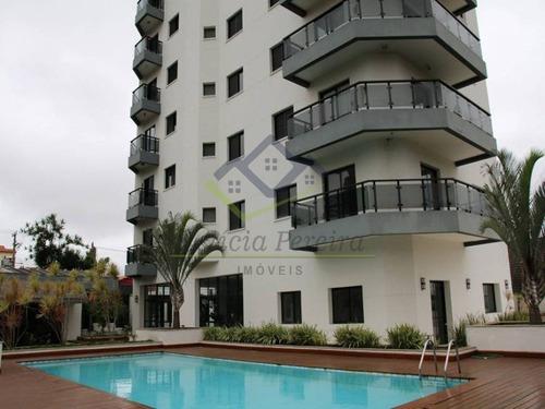 Imagem 1 de 20 de Apartamento De 209 M² Em Edifício Sun Life Alto Do Ipiranga Mogi Das Cruzes Sp - Ap00282 - 69828413