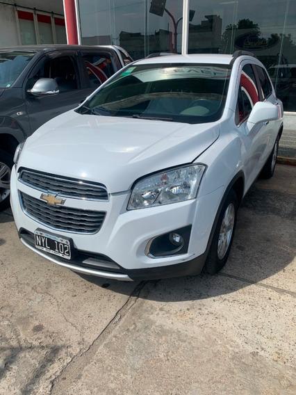 Chevrolet Tracker 1.8 Ltz Manual 2014