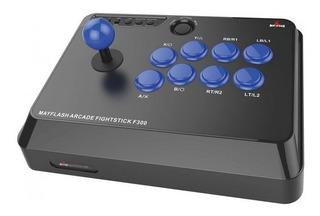 Palanca Universal Arcade F300 Fight Stick Ps3 Ps4 Xbox Pc