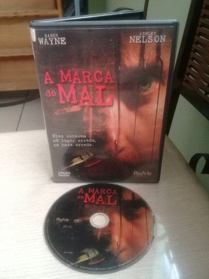 Dvd A Marca Do Mal - Terror