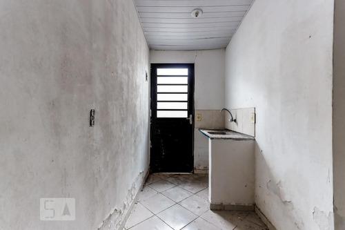 Casa Para Aluguel - Vila Constança, 1 Quarto,  20 - 893306707