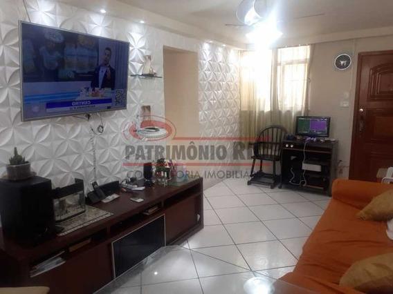 Apartamento Coladinho Metrô - 2qtos - Aceitando Financiamento. - Paap23763