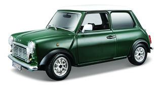 Mini Cooper 1969, 1/24. Colección Bburago.