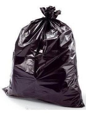 Bolsas Plasticas Negras Para La Basura 40 Kilos Calibre 12