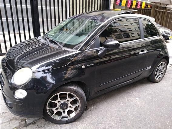 Ipva 2020 Grátis: Fiat 500 1.4 Sport Automático Top Linha