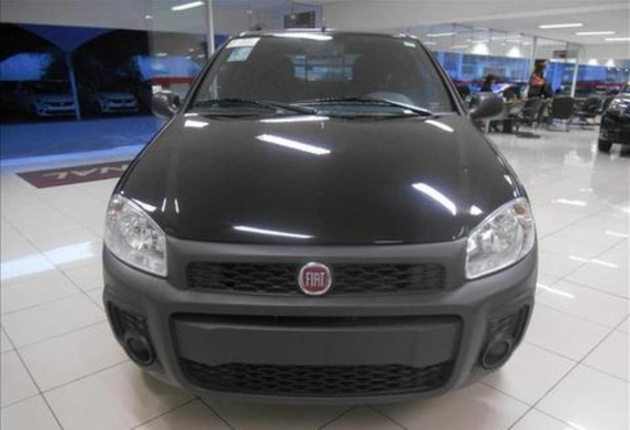 Fiat Strada 1.4 Hard Working 2020 0km