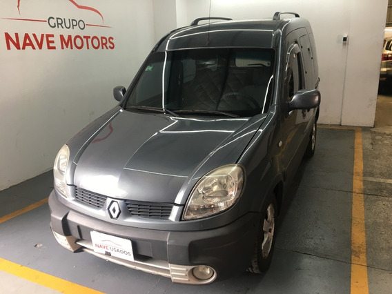 Renault Kangoo Sportway Dci Gris 2012 Loi