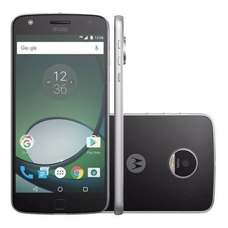Moto Z Play Xt1635-02 Dual 4g Tela 5.5 16mp 5mp 32gb 3gb Ram