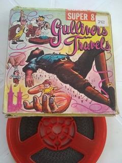 Pelicula Super 8 Infantil Gullivers Travels