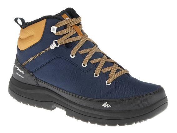Bota Botina Sapato Calçado Masculino Para Trilha Impermeável