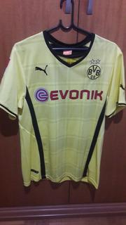 Camisa Puma Borussia Dortmund Home 2014