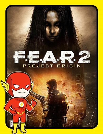 Fear 2 Pc - Steam Key (envio Flash)