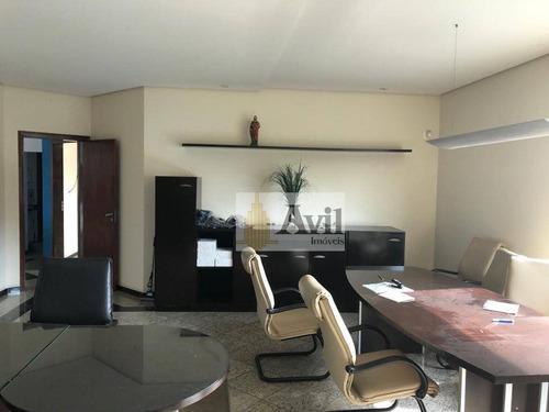 Salão Para Alugar, 350 M² Por R$ 9.500,00/mês - Vila Carrão - São Paulo/sp - Sl0055