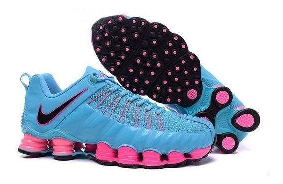 Tenis Nike 12 Molas Original Com Caixa E Garantia.