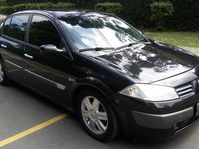 Renault Megane Sedan Dynamique 2.0 16v 4p 2007