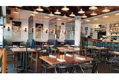 Traspaso Restaurante-bar Equipado Amueblado Licencia Vigente Col. Roma