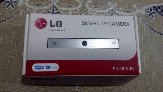 Barbada! Câmera Filmadora Anvc 500 Para Smart Tvs