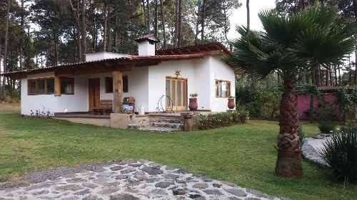 Casa En Renta En Avándaro, Valle De Bravo