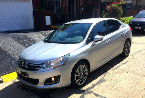 Citroen C4 Lounge 1.6 Thp Tendance At Tiptronic 408 Corolla