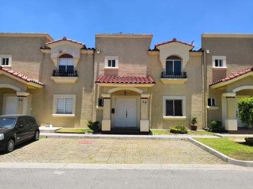 Hermosa Casa En Renta En Fraccionamiento Residencial