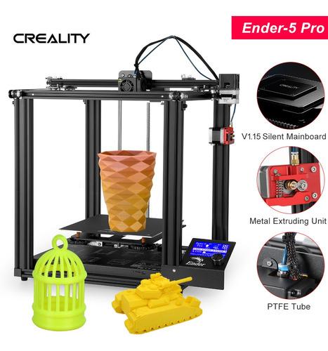 Creality Ender-5 Pro - Kit De Bricolaje Para Impresora 3d (a