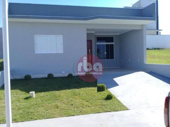 Casa Com 3 Dormitórios À Venda, 105 M² Por R$ 360.000,00 - Condomínio Terras De São Francisco - Sorocaba/sp - Ca1968