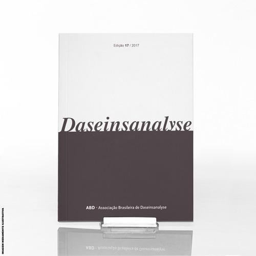 Imagem 1 de 2 de Revista Daseinsanalyse - Edição Número 17