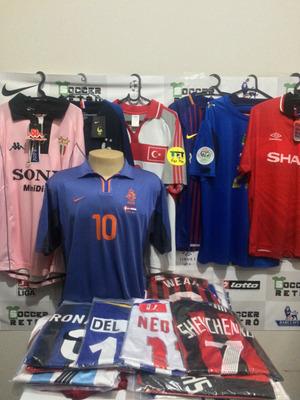 Soccer Retrô Encomendas De Camisas Retrô E Atuais.