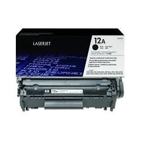Toner Hp 12a - Original