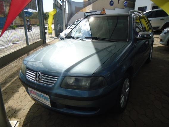 Volkswagen Parati 1.6 G3 2000