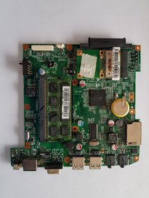 Placa Mãe Netbook Cce Win Pci Mb X03 Ver.b Kb3930 + N435
