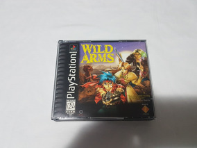 Wild Arms Ps1 Original Americano