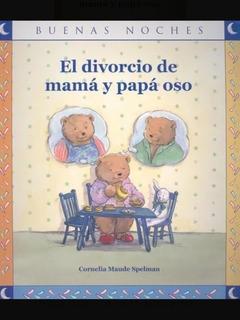 Libro El Divorcio De Mamá Y Papá Oso