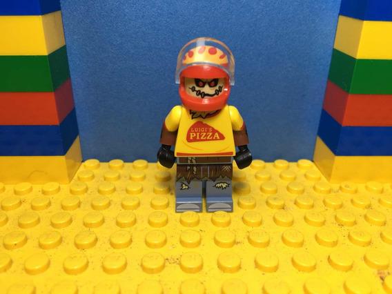 Lego 70910 Espantapájaros. Repartidor De Pizza. Dc.