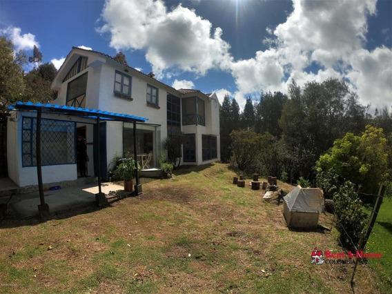 Casa En Arriendo Via A La Calera Ic Mls 19-1294