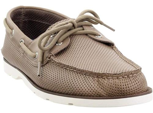 Sperry Zapatos Casuales De Barco Perforados De 2 Ojales Leew