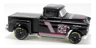 Hot Wheels 56 Flashsider Chevy Pickpup Chevrolet Solo Envios