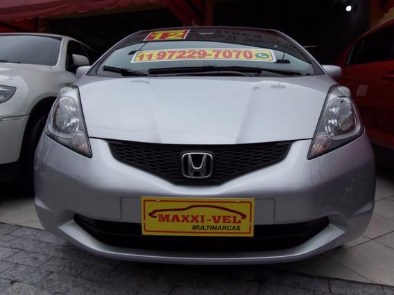 Honda Fit 1.4 Lx Aut Flex 2012